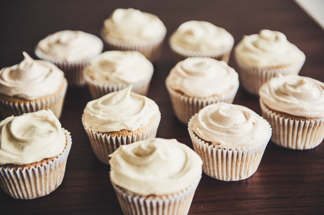 Cupcakes - home baking