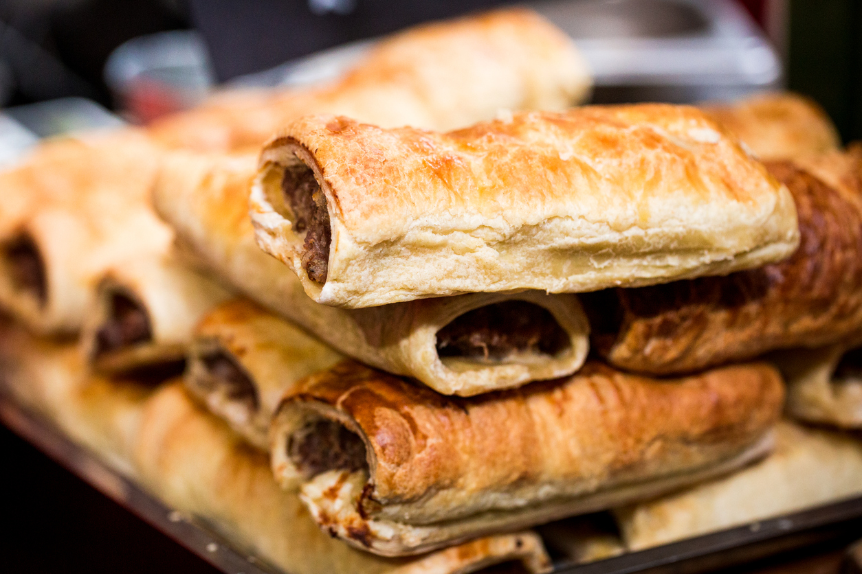 How to make your own sausage rolls