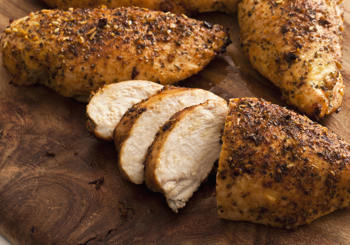 How long should I cook chicken